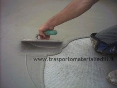 Nanoflex kg 20 no limits kerakoll trasporto materiali edili