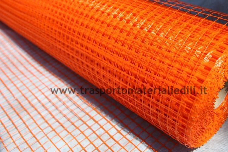 Rete porta intonaco arancio rotolo ml 50 gr 120 - Rete porta intonaco ...