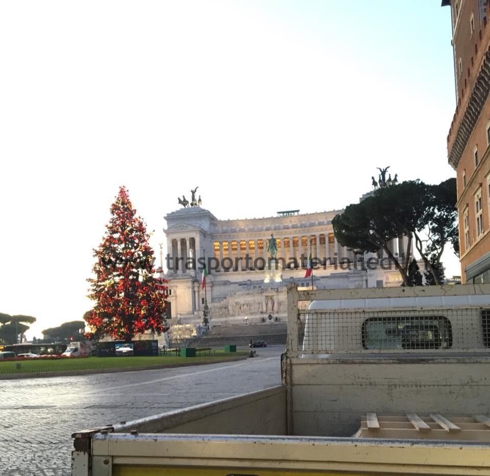 Trasporto Materiali Edili a Roma e Provincia